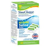 SinuCleanse Saline Solution Refill Packets