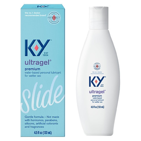 K-Y Ultragel Personal Lubricant Liquid Gel