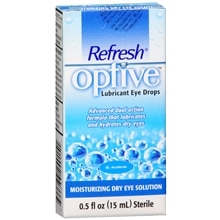 Optive Lubricant Eye Drops