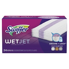 WetJet Cleaning Pad Refills