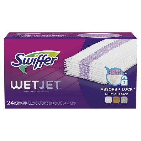 Swiffer WetJet Cleaning Pad Refills