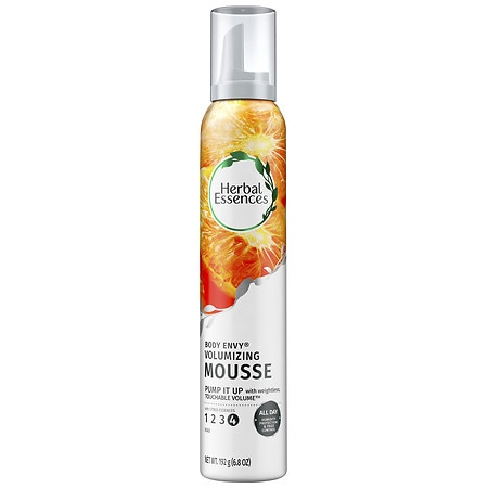 Herbal Essences Body Envy Volumizing Mousse Sunset Citrus