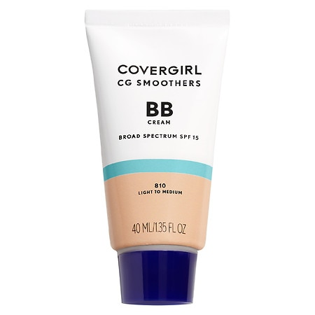 CoverGirl Smoothers SPF 21 Tinted Moisturizer BB Cream Light to Medium 810