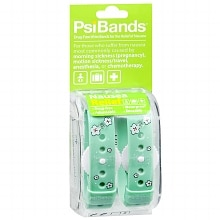 Psi Bands Drug-Free Wrist Bands for the Relief of Nausea Cherry Blossom