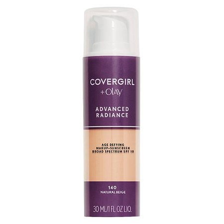 CoverGirl Advanced Radiance SPF 10 Age-Defying Sunscreen Makeup