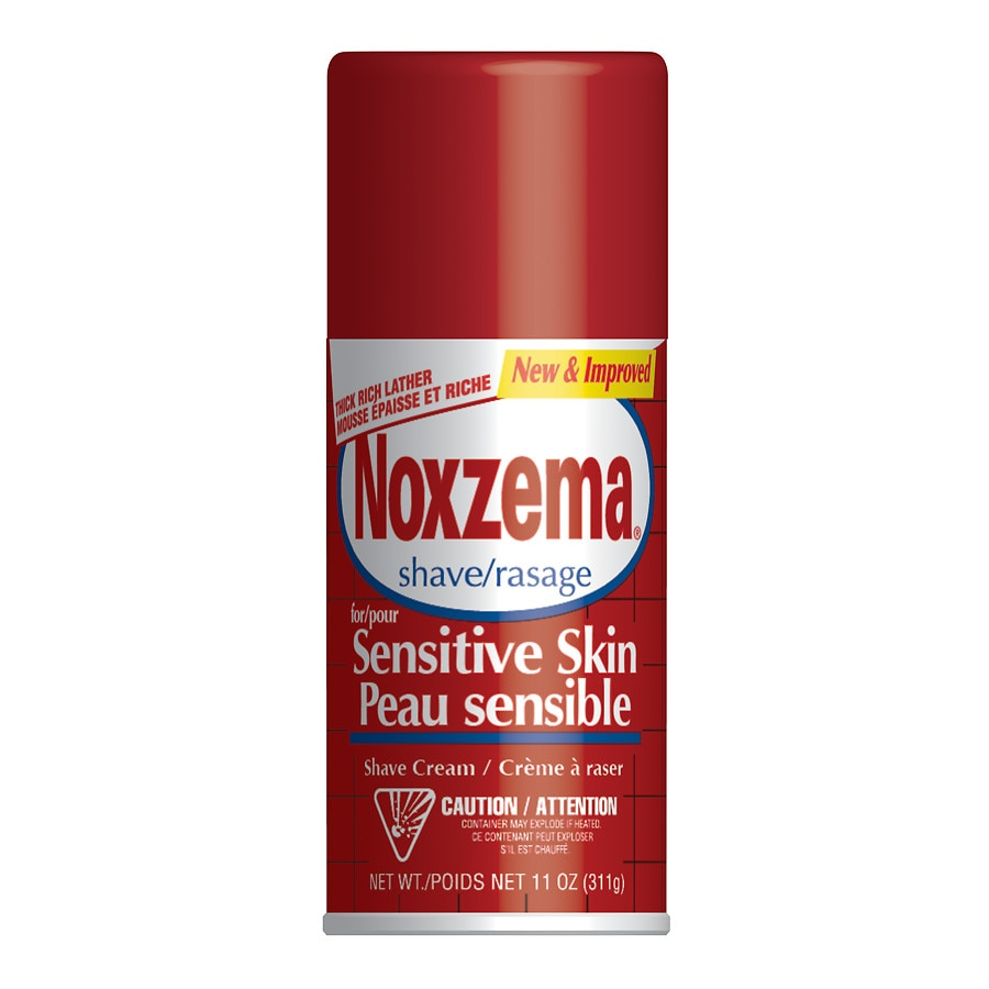 how to use noxzema cream as a pre shave