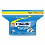 Cottonelle Flushable Moist Wipes Pop Up Refill Fresh