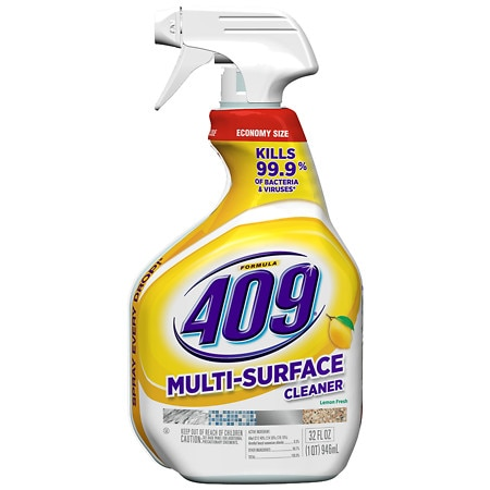 Formula 409 All Purpose Kitchen Cleaner Spray Bottle Lemon Fresh