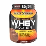 Body Fortress Super Advanced Whey Protein Powder Chocolate Chocolate