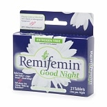 Remifemin Good Night, Estrogen Free, Tablets