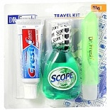 Dr. Fresh 3 in 1 Travel Kit