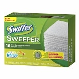 Swiffer Sweeper Dry Sweeping Cloths with Febreze Sweet Citrus & Zest