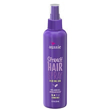 Aussie Sprunch Hair Spray Strong Hold