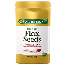 Flax Seeds Cold Milled