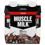 CytoSport Muscle Milk Protein Nutrition Shake 4 Pack Chocolate Milk