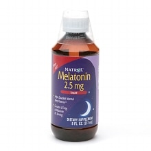 Natrol Melatonin 2.5 mg Liquid