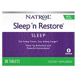 Natrol Sleep'n Restore Tablets