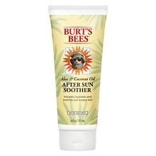 Burt's Bees Aloe & Linden Flower After Sun Soother,