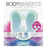 Conair Foot Spa with Massaging Bubbles & Heat, Model FB27R