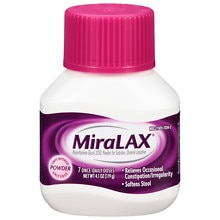 MiraLAX Laxative Powder