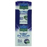 SmartMouth Dry Mouth Relief Mints, Sugarfree Great Mint Flavor