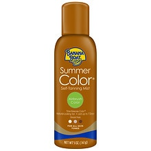 Summer Color Self-Tanning Mist