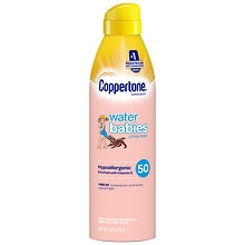 Coppertone Water Babies Continuous Lotion Spray SPF 50