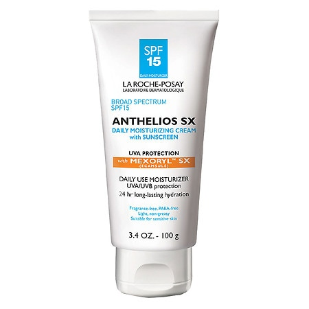 La Roche-Posay Anthelios SX Daily Moisturizing Sunscreen with Mexoryl, SPF 15