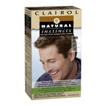 Clairol Natural Instincts For Men Haircolor Kit Light Brown M009