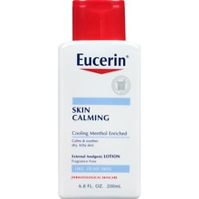 Eucerin Calming Itch-Relief Skin Lotion