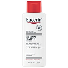 Eucerin Original Dry Skin Therapy Moisturizing Lotion