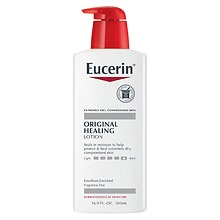 Eucerin Original Healing Soothing Repair Lotion Fragrance Free