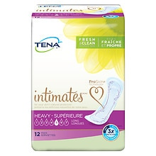 Tena Serenity Discreet Bladder Protection Pads, Heavy