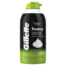 Foamy Shaving Cream Lemon-Lime