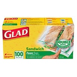 Glad Zipper, Sandwich