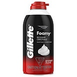 Gillette Foamy Shaving Cream Regular Regular