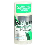 Mitchum SmartSolid Clinical Performance Anti-Perspirant & Deodorant Invisible Stick Unscented