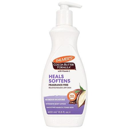 Palmer's Cocoa Butter Formula Body Lotion Fragrance Free