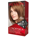 Revlon Colorsilk Beautiful Color Permanent Hair Color Light Golden Brown 54