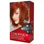 Revlon Colorsilk Beautiful Color Permanent Hair Color Medium Auburn 42