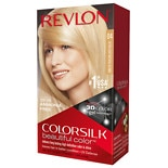 Revlon Colorsilk Beautiful Color Permanent Hair Color Ultra Light Natural Blonde 04