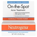 Neutrogena On-The-Spot Acne Treatment Cream