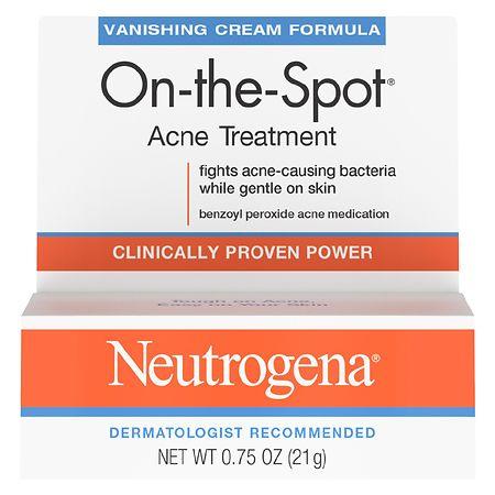 On-The-Spot Acne Treatment Cream by Neutrogena