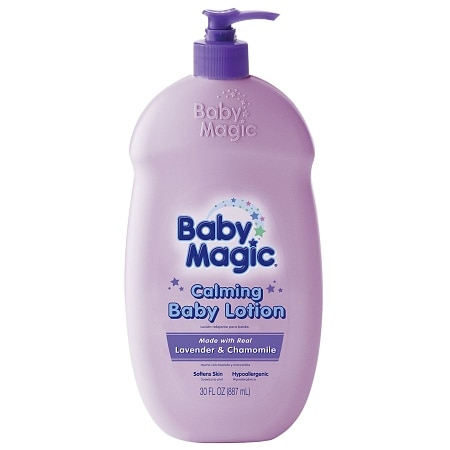Baby Magic Calming Baby Lotion Lavender & Chamomile