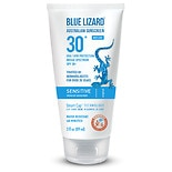Blue Lizard Australian Suncream, Sensitive, SPF 30+