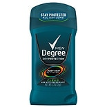 Degree Men Body Responsive Antiperspirant & Deodorant Invisible Solid Clean