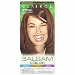Clairol Balsam Color Liquid Permanent Hair Color Medium Reddish Brown 612RB