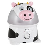 Crane Adorable Ultrasonic 1 Gallon Humidifier Cow