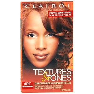 Buy Clairol Textures Amp Tones Hair Color Cherrywood 4rc