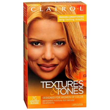 Buy textures & combs. - Clairol Textures & Tones Permanent Haircolor
